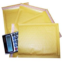 Gold Padded DVD Size Bubble Envelopes 170x215mm